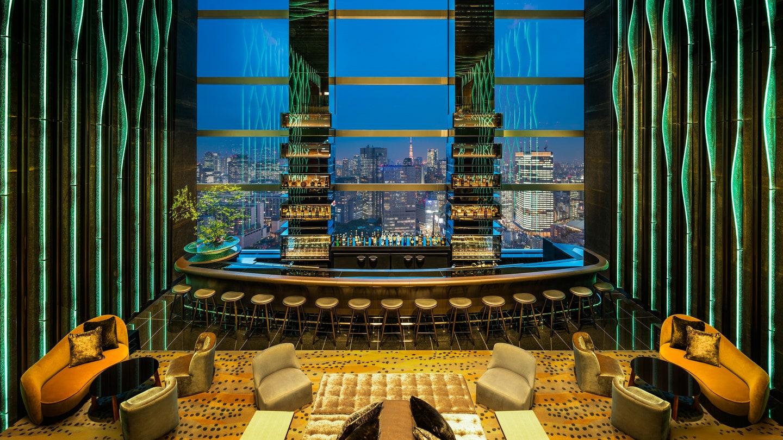 luxury hotel in Tokyo